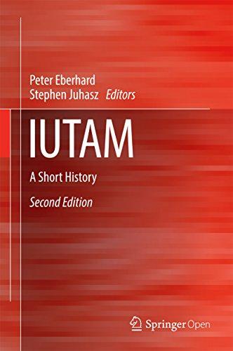 IUTAM: A Short History