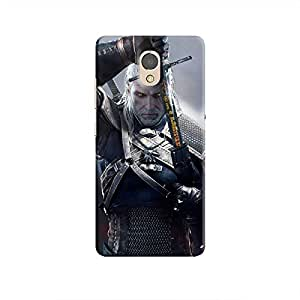 Cover It Up - Silver Witcher blade P2 Hard Case