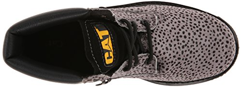 Caterpillar Fourrées Grey Bottes Femme Colorado Black Chukka Grey rAAvR