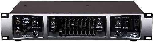 Peavey Tour 450 Bass Head Amplifier by Peavey