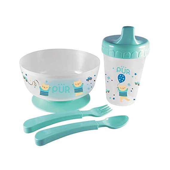 Pur Weaning Set (Blue)