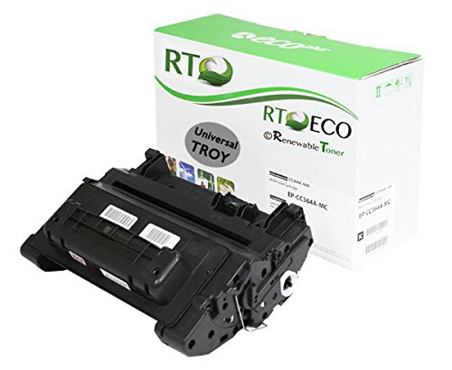 P4015 P4515 Series - RT Universal HP CC364A 64A TROY 02-81300-001 MICR Toner Cartridge for TROY HP Printers P4014 P4015 P4515 Series