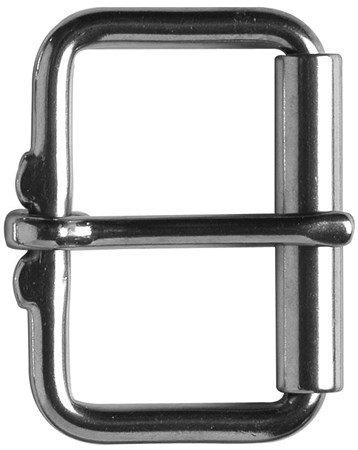 Steel Roller Buckle - 2in roller buckle stainless steel