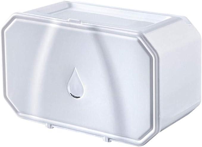 HANQINGLI Toalla de Papel de baño Resistente al Agua Caja de ...