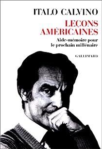 Leçons américaines par Calvino