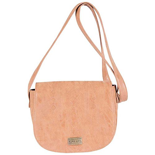 Rip Curl High Sands Shoulder Bag color Tan