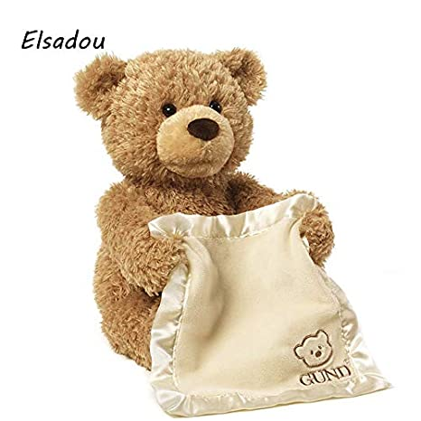 JEWH [30cm] Teddy Bear Stuffed & Plush Animals Toy Doll