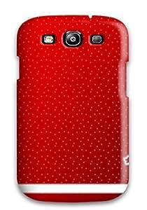 New Tpu Hard Case Premium Galaxy S3 Skin Case Cover(merry Christmas)