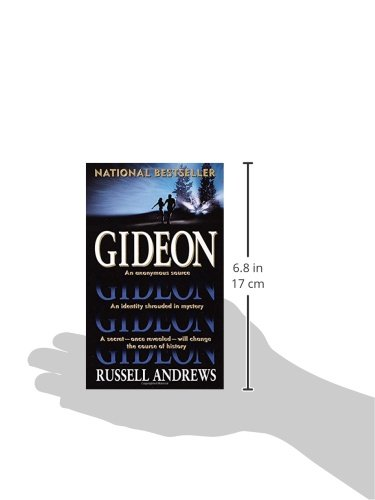 Amazon.com: Gideon: A Thriller (9780345434784): Russell ...
