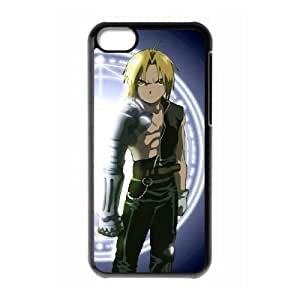 iPhone 5C Case Fullmetal Alchemist VM_D22331 Personalized Custom Phone Case
