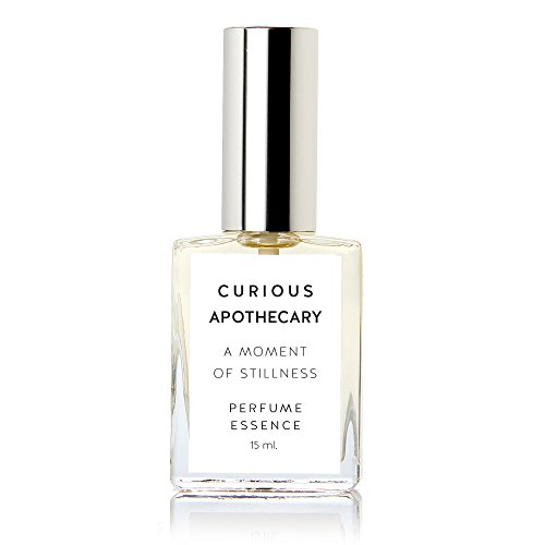 Curious Apothecary Moment of Stillness Sandalwood Rose perfume for women. Our interpretation of rose and sandalwood women's fragrance. 15ml