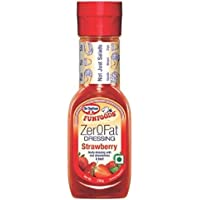 Dr Oetker Funfoods Dressing with Real Strawberries, 210g