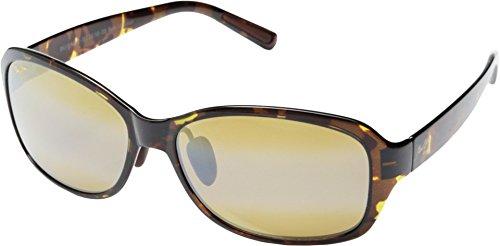 Olive Tortoise Frame (Maui Jim Koki Beach Polarized Sunglasses - Women's Olive Tortoise / HCL Bronze One Size)