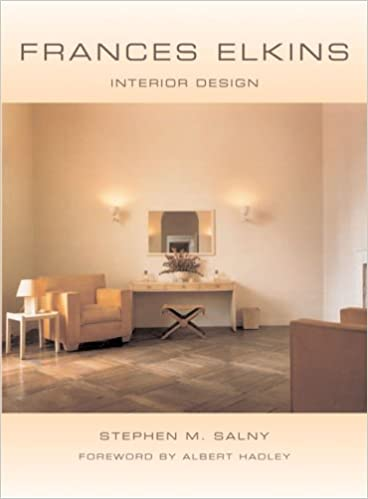 Frances Elkins: Interior Design: Stephen M. Salny, Albert Hadley:  9780393731460: Amazon.com: Books