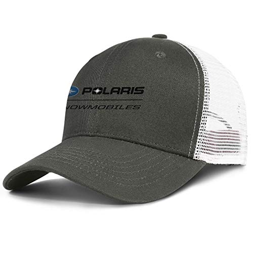 Unisex Polaris-Industries-Snowmobiles-RV-Baseball Hat Classic Cotton Breathable Adjustable Caps (Polaris Industries Snowmobiles)