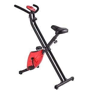 NILINLEI Mini Exercise Bike Pedal Exerciser, Pedal Exercisers Foot Pedal Trainer Home Fitness Mini Bike Elderly Bicycle…