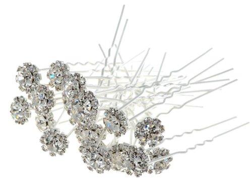 Yantu Crystal Elegent Accessories Barrettes product image