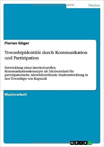 Book Townshipidentität durch Kommunikation und Partizipation