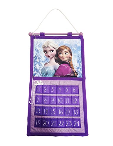 Disney Frozen Christmas Countdown Calendar