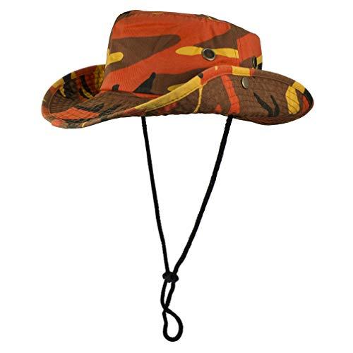 Gelante 100% Cotton Stone-Washed Safari Booney Sun Hats - Stone Washed