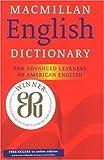 Macmillan English Dictionary, , 0333966708