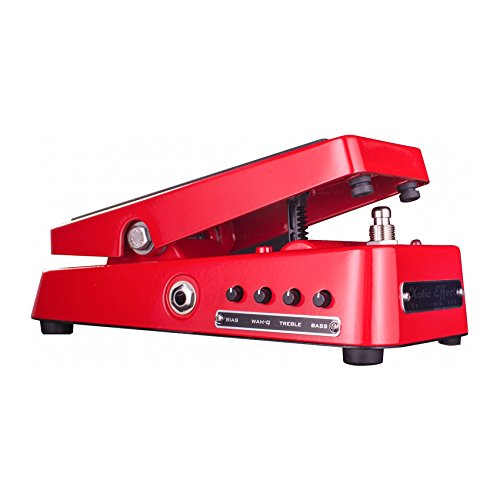Clyde Mccoy Wah Pedal - Xotic Wah - Red