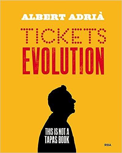 Tickets Evolution por Albert Adrià epub