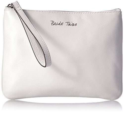 Rebecca Minkoff Kerry Tribe Optic Bride White Pouch 8d8rqwnTaB