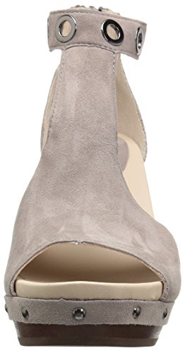 Jambu Womens Sheila Platform Dress Sandal Light Taupe