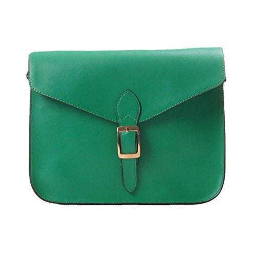 square Green bag bag shoulder Mini small Messenger Women's Cross Bags White Body bag Handbags 6On4xqTFwv