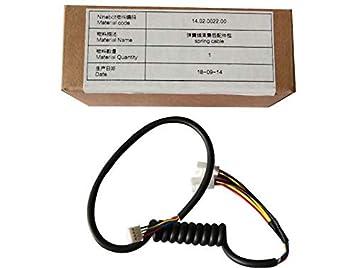 SPEDWHEL - Cable de Resorte Original para Patinete eléctrico ...