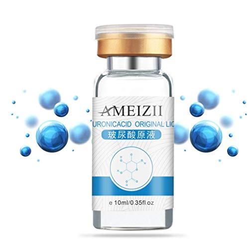 LtrottedJ AMEIZII Hyaluronic Acid,Pure Hyaluronic Acid Serum Collagen Moisturizing Anti Wrinkles Cream