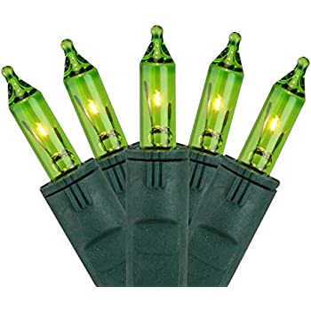 Amazon.com: Bethlehem Lighting 50-Count Chartreuse Green ...