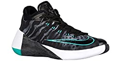 Nike Hyperdunk 2015 Low Limited Paul George Mens Basketball Shoes (10, Blackhyper Jadewhite)