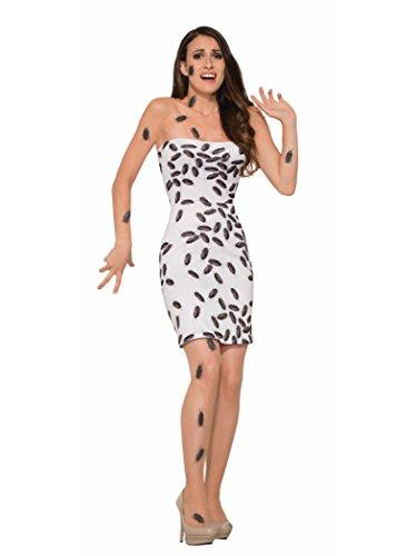 Forum Novelties 78560 Bugging Out Cockroach Dress (uk Size 10 - 12)