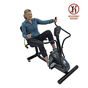 HCI Fitness Physiotrainer CXT Fully Assembled Recumbent Cross Trainer