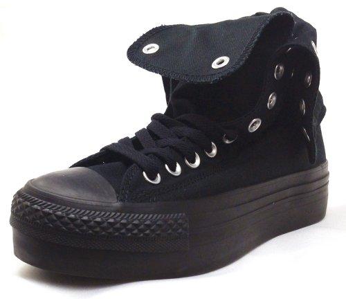 Converse Sneaker Nero Sneaker Donna Converse Donna 6PPdqzw