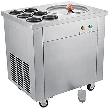 Amazon Com Yoli 174 Fry Ice Pan Machine Fried Ice Cream