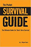 The Pocket Survival Guide, J. Wayne Fears, 0883173050