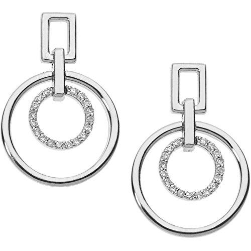 Boucles d'oreille Femme Bijoux Comete fantasmes de diamants classique cod. Orb 849