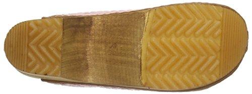 Sanita Debra Braid Textile Clogs (art: 455959) Nude