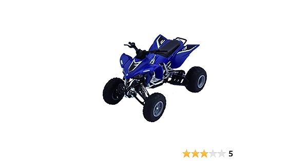 2008 ATV Yamaha YZF 450 [NewRay 42833A], Blue, 1:12 Die Cast ...