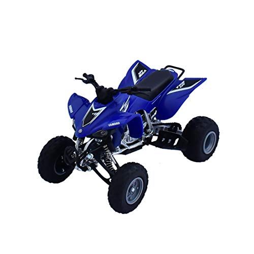 New Ray Toys 1:12 ATV Die Cast Replica Yamaha YFZ450 2008 Blue 42833A from New Ray Toys