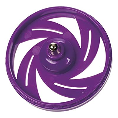 Neato! Classic Retro Magic Rail Twirler, Magnetic Gravity Defying Stunt Toy by Toysmith colors vary: Toys & Games