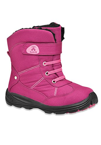 KAMIK Baby Boots Stiefel SNOWMAN berry NK9011