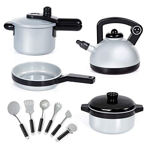 KINFAYV Pretend Play Kitchen Cooking product image