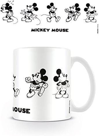 Taza con dise/ño de Donald Duck Calici Tazze Mickey Mouse