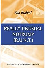 Really Unusual Notrump Paperback