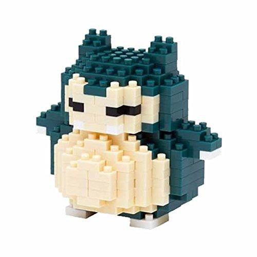 Price comparison product image Wise Hawk Mini Blocks Pokemon Nano Block 221 Piece Building Sets - Snorlax