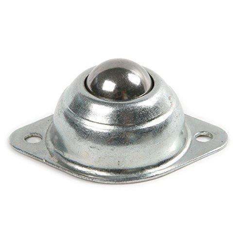 Atoplee 1 Pair Stainless Steel 5/8